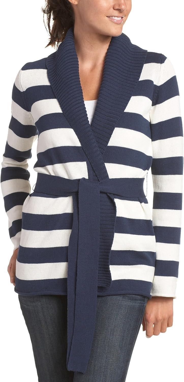 Splendid Women's Cotton Stripe Sweater