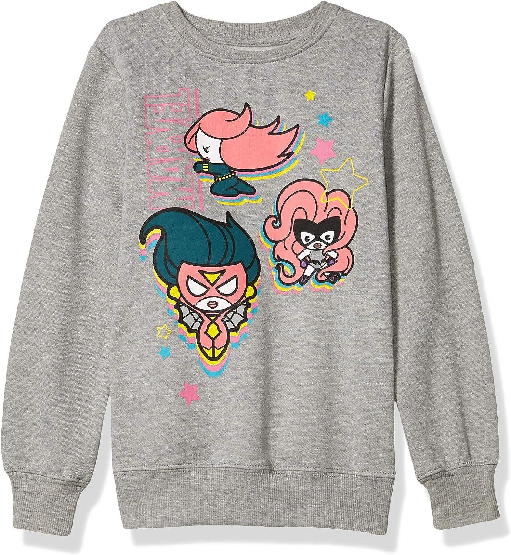 Marvel Girls' 売れ筋 実物 Sweatshirt