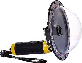 AmazonBasics Underwater Dome Port for GoPro Hero 3+ And Hero 4 - Yellow
