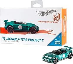 Hot Wheels id '15 Jaguar F-Type Project 7 {Factory Fresh}