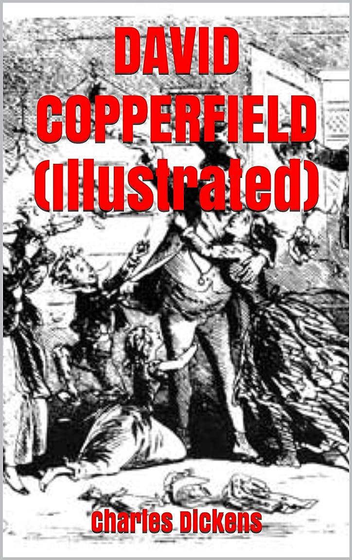 デンマーク語摘むリンケージDAVID COPPERFIELD (Illustrated) (English Edition)