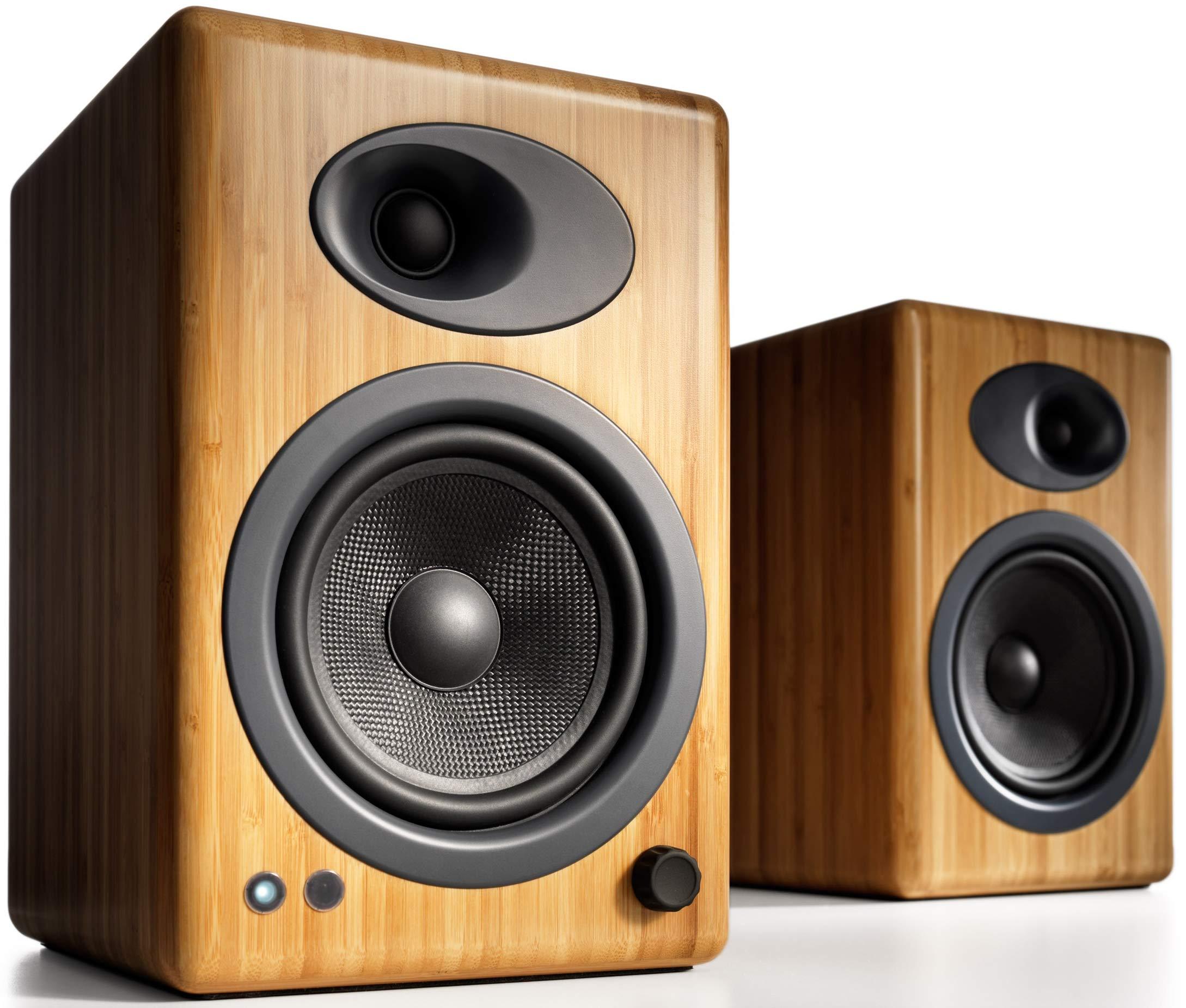 Audioengine Premium Powered Speaker Carbonized