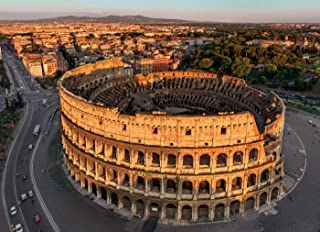Rome Jigsaw Puzzle with VR Viewer, Travel Photography, Virtual Reality Collection, 1000 Pieces