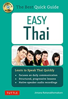 Easy Thai: Learn to Speak Thai Quickly (Includes Audio CD) (Easy Language Series)