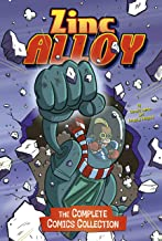 Zinc Alloy: The Complete Comics Collection (Stone Arch Graphic Novels)