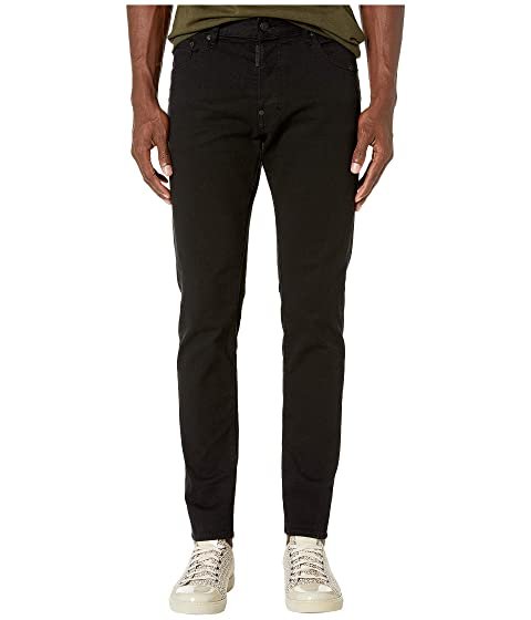 DSQUARED2 Garment Dyed Sexy Mercury Jeans