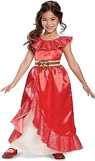 Disney Elena of Avalor Adventure Deluxe Girls' Costume