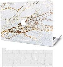MacBook Pro 13 Inch Case 2020 2019 2018 2017 2016 Release M1 A2338 A2251 A2289 A2159 A1989 A1706 A1708, G JGOO Hard Shell ...
