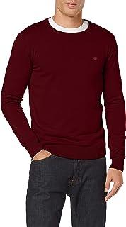 TOM TAILOR Men's Basic Crew Neck Sweatshirt