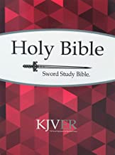 KJVER Sword Study Bible Personal Size Large Print Softcover: King James Version Easy Read