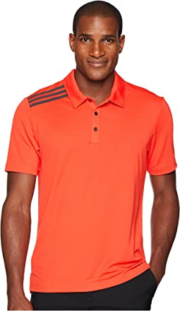adidas Golf 3-Stripes Polo