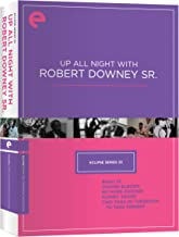 Robert Downey Sr. Up All Night: Eclipse Series 33 (The Criterion Collection)