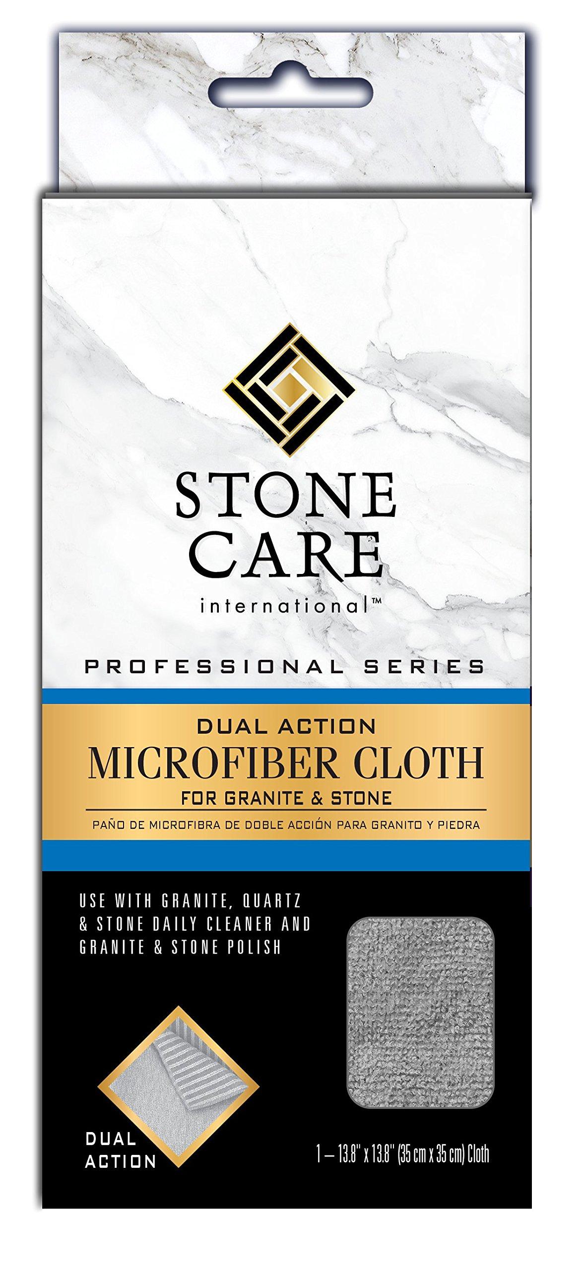Stone Care International Granite Microfiber
