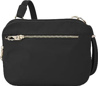 حقيبة سفر لتنظيم السفر للنساء من Travelon مخصصة ومضادة للسرقة
