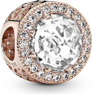 Pandora Rose Radiant Hearts Charm 781725CZ