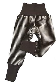Cosilana Spodnie niemowlęce długie z ściągaczem, 70% wełna merynosów, 30% jedwab
