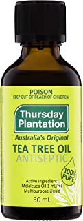 Thursday Plantation Tea Tree Oil, 50 milliliters