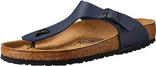 Birkenstock Unisex Yetişkin Gizeh Birko-Flor Moda Ayakkabı