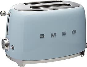 white smeg toaster
