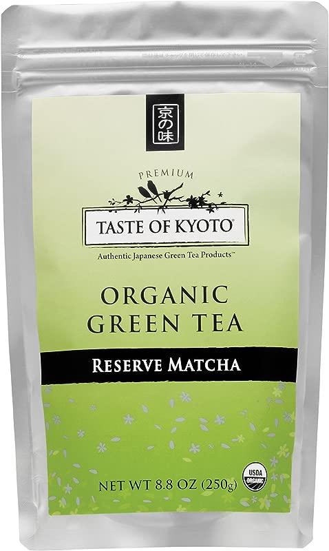 TASTE OF KYOTO Matcha Green Tea Bulk Reserve 8 80 Ounce