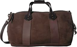 Rugged Suede Duffel