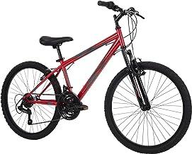 دوچرخه های کوهنورد Huffy Hardtail، Summit Ridge 24-26 اینچ 21 سرعته، سبک وزن