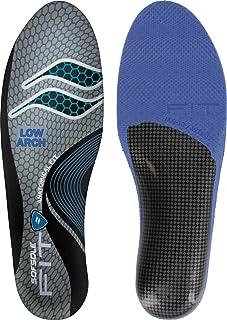 ソフソール(SOFSOLE) 足の形にあわせて選べる インソール 中敷き [FIT2(フィット2)ローアーチ/ニュートラルアーチ/ハイアーチ]男女兼用 XS~XL(21.5~29.0cm)