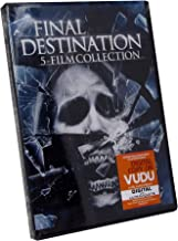 All 5 Final Destination Films: Final Destination (2000), Final Destination 2 (2003), Final Destination 3 (2006), the Final Destination (2009), Final Destination 5 (2011) : Final Destination 1-5
