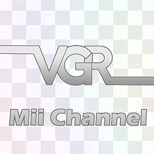 Mii Channel By Vgr On Amazon Music