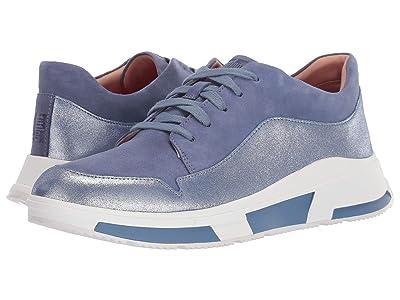 FitFlop Freya Sneaker (Blue Suede) Women