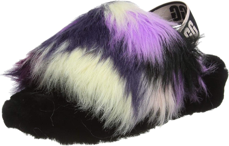 New products world's highest quality popular Very popular UGG Women's Fluff Yeah Slide Slipper Tie Dye