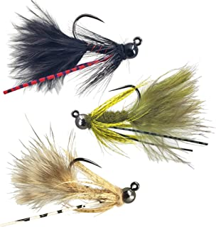fly fishing streamers for trout