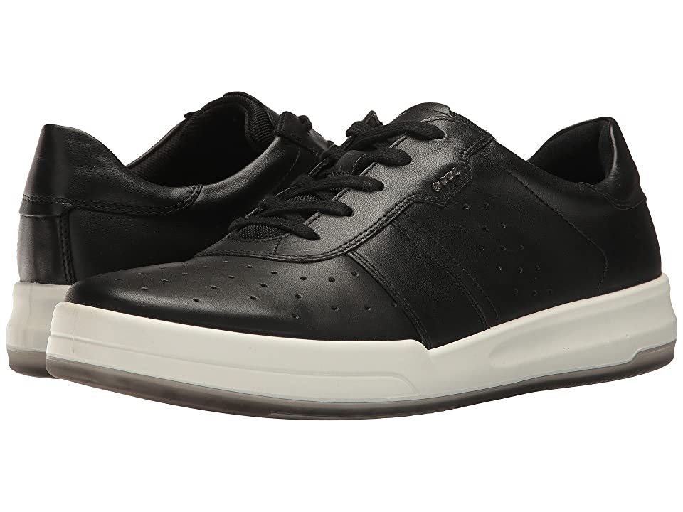 ECCO Jack Retro Sneaker (Black) Men