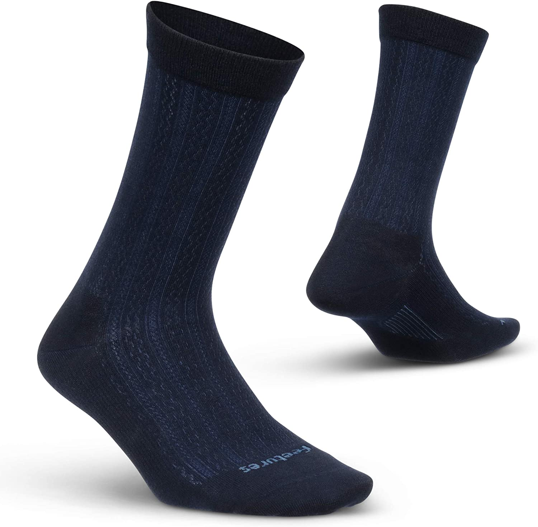 Feetures Womens Everyday Ultra Light Crew Sock