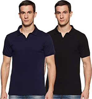 Amazon Brand - Symbol Men's JC Regular fit Polo