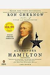 Alexander Hamilton Audio CD