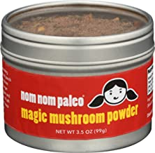 Nom Nom Paleo, Seasoning Powder Magic Mushroom, 3.5 Ounce