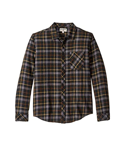 Billabong Freemont Flannel (Black) Men