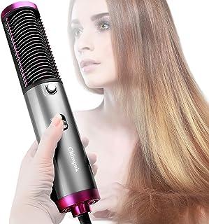 comprar comparacion Chimpuk Secador de pelo de aire caliente Cepillo alisador 3 en 1 Secador de pelo Volumizador Kit de peine de peinado de io...