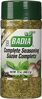 Best badia complete seasoning ingredients Reviews