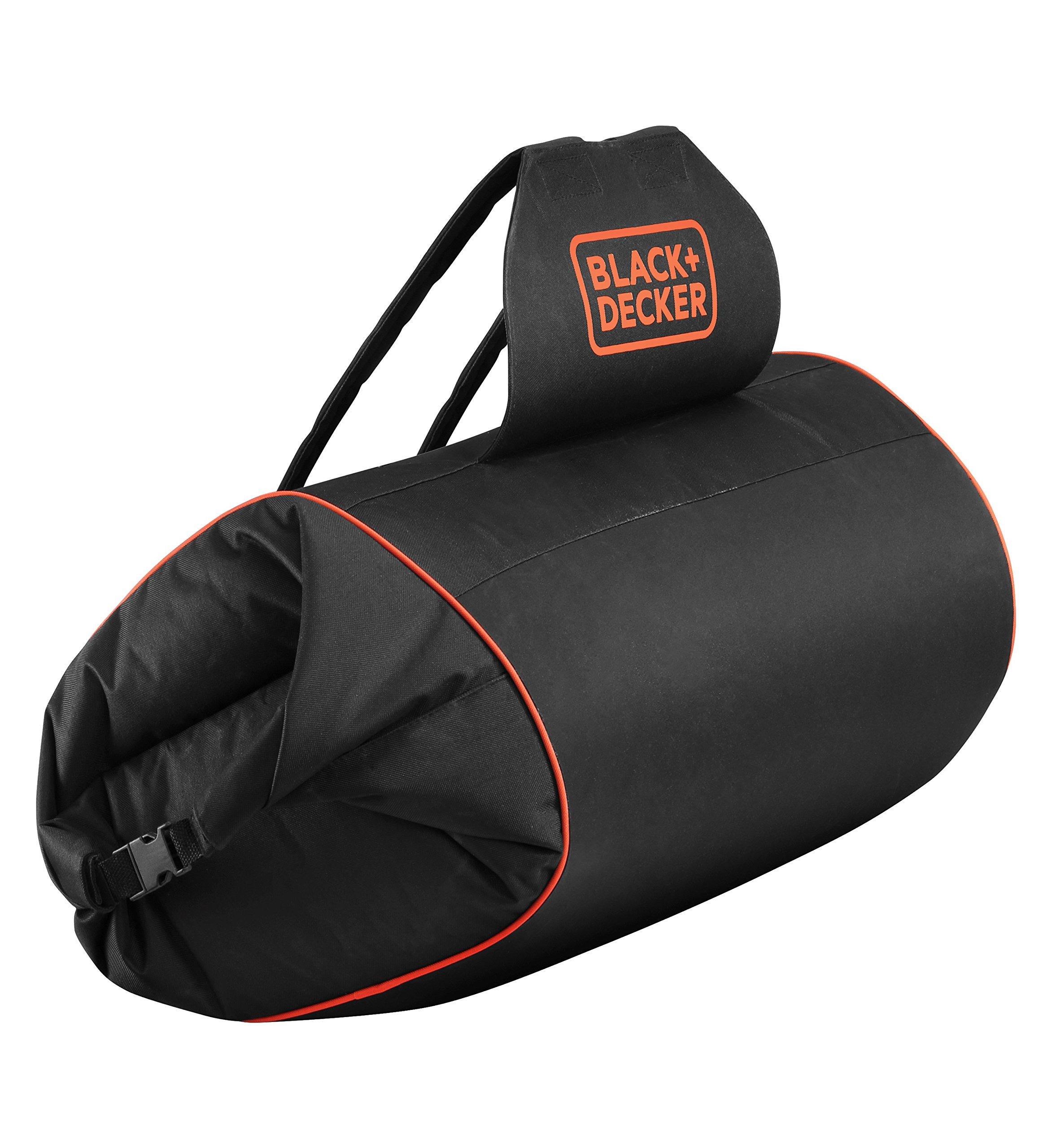 BLACK+DECKER GWBP1-XJ - Mochila para soplador de hojas, 72 Litros: Amazon.es: Bricolaje y herramientas