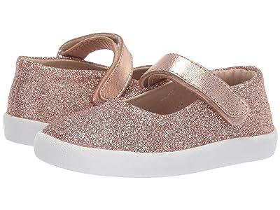 Old Soles Missy Shoe (Toddler/Little Kid) (Glam Copper) Girl
