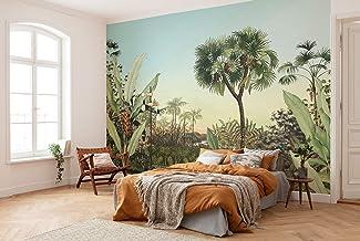 Komar Fleece Muurafbeelding Oasis | Behang , XXL, Decoratie, Jeugdstil, Slaapkamer, woonkamer, kantoor, gang | Grootte 350...