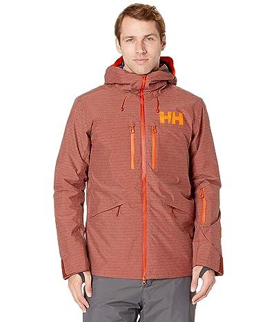 Helly Hansen Garibaldi 2.0 Jacket (Redwood Melange) Men