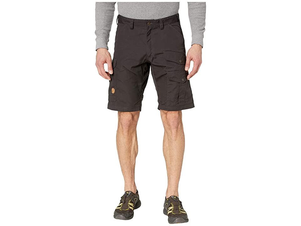 Fjallraven Barents Pro Shorts (Dark Grey/Dark Grey) Men