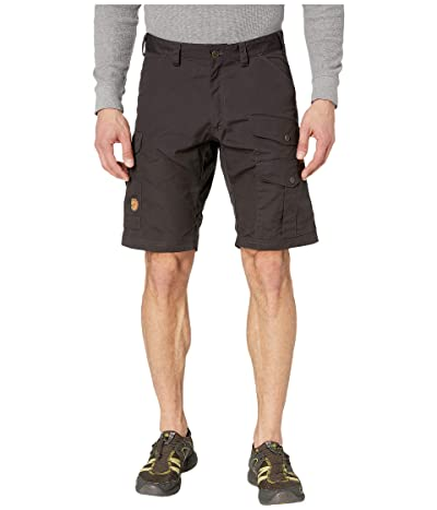 Fjallraven Barents Pro Shorts (Dark Grey/Dark Grey) Men