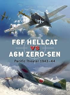 F6F Hellcat vs A6M Zero-sen: Pacific Theater 1943–44 (Duel Book 62)