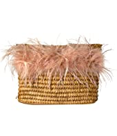 Loeffler Randall - Skylar Feather Pouch
