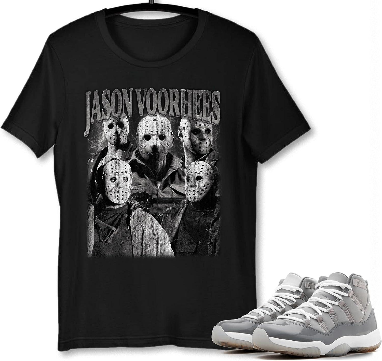 #Jason #Voorhees T-Shirt to Match Jordan Cool Tucson Mall Sn Grey Superlatite Sneaker 11