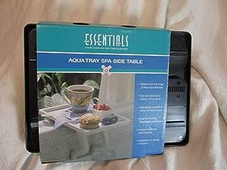 Aqua Tray Mate Spa Table - Bone